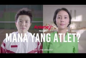 Anlene: Who is the Athlete?