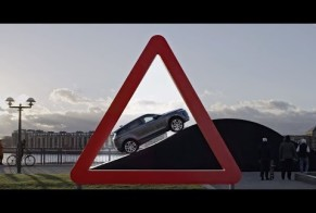 Land Rover: New Range Rover Evoque – Warning Signs