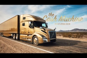 Volvo Trucks – The Cash Machine featuring Bob