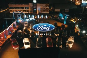 Ford Escape: #RegresenAutocinemas