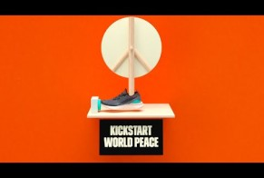 Kickstart World Peace
