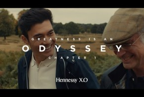 Greatness is an Odyssey, Henry Golding - England, Singapore, Los Angeles