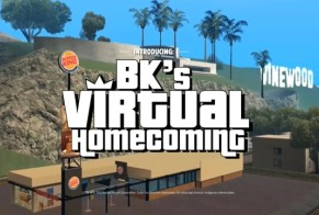 Burger King: Virtual Homecoming