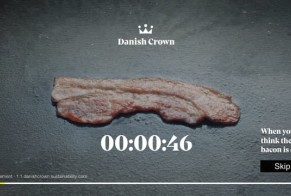 The big danish bacon pre-roll
