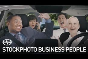 Stockphoto Business People (Scion)