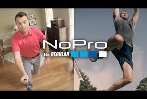 NoPro - Regular People Stunts