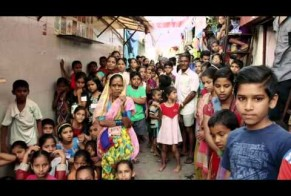 Door Step School: Roads named after street kids
