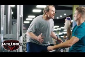 Jack Link's: Gym beast