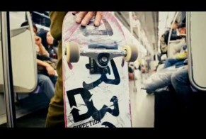 Direction Skateboards: Free ride