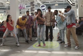 Ford Theatres: Pop-up performance by Versa Style