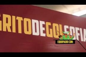 Sofía: Goal shout Sofía