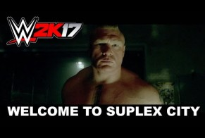 Welcome to Suplex city