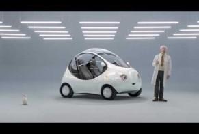 The autonomous car