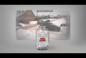 Winter swear jar