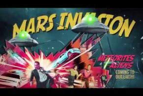 William Shatner on Mars