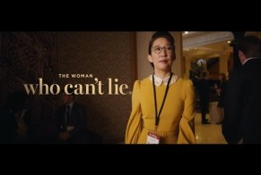 The Woman Who Can't Lie