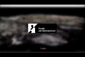 Google art restoration