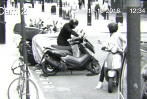 Scooter Theft