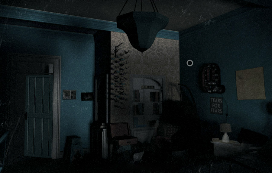 Insidious Chapter 3 The Room Experience Marketing